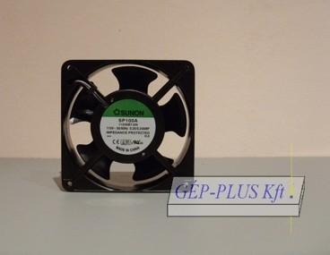 Ventilátor keretes 110V 120x120x38 mm