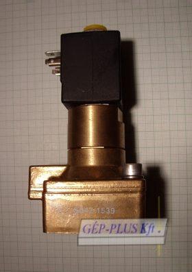 Magnetic valve.