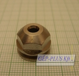 Nut for upper wire-guide