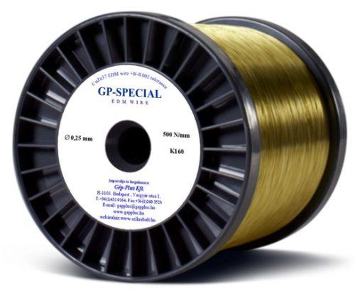 Wire GP 0,25 mm 500N  K160