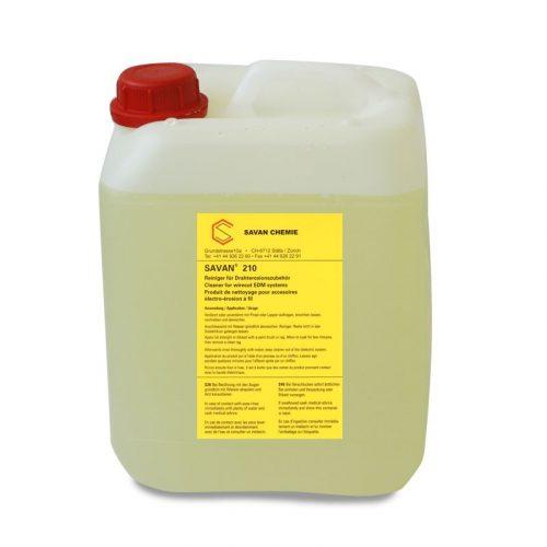 SAVAN RVH 210 Cleaner liquid 5 litres