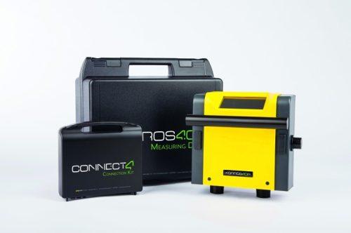 Korrostop4 mérőkészülék és csatlakozó készlet